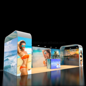 10X20 modulare Trade Show Booth nel display in alluminio